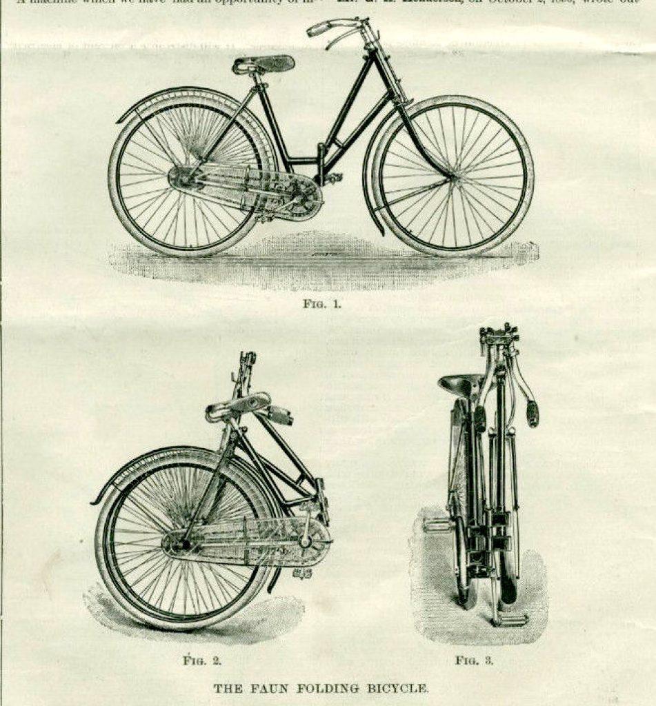 Faun Folding Cycle