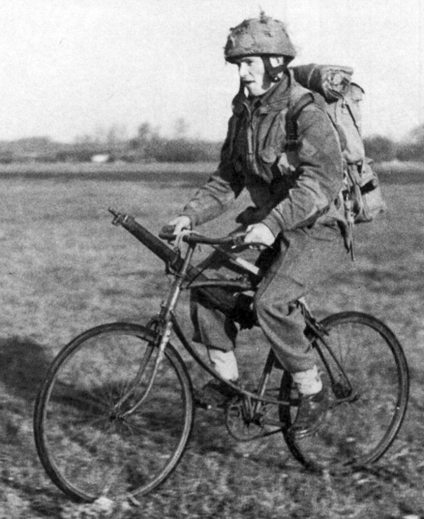 BSA Airborne Bicycle
