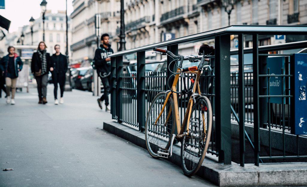 Vélo metro